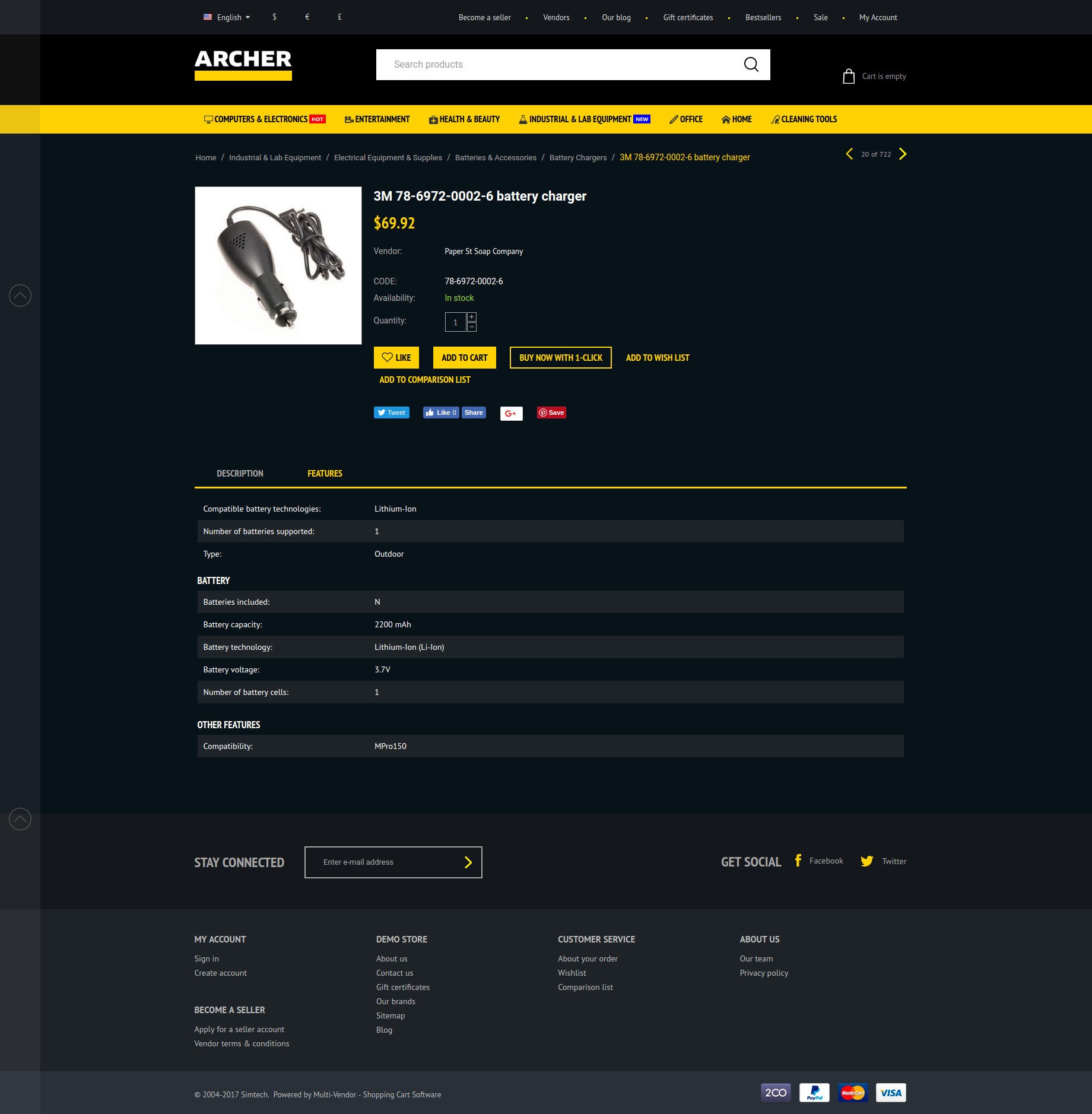 archer-theme-product-page.png