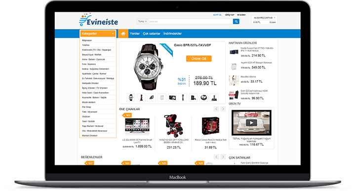 custom ecommerce software development